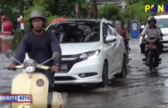 Setiap Hujan Deras, Jalan Purnama 1 Jadi Langganan Banjir