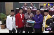Daftar Ke KPU Pontianak Edi-Bahasan Diusung 5 Partai