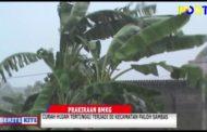 Curah Hujan Tertinggi Terjadi Di Kecamatan Paloh Sambas