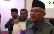 DPC PPP Pontianak Resmi Usung Hari Yandi Maju Dalam Pilwako 2018