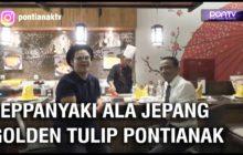 Cobain Masakan Jepang di Golden Tulip Pontianak (1/2)