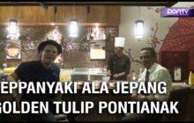 Cobain Masakan Jepang di Golden Tulip Pontianak (2/2)